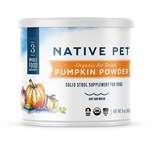 canned pumpkin for dog diarrhea
