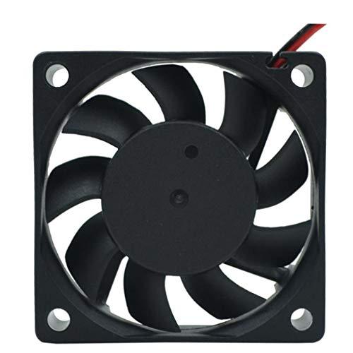 #N/A Ventilador de CPU para ordenador (120 mm, 15 ledes, ultra silencioso, 3P IDE 4 pines, 8 cm)