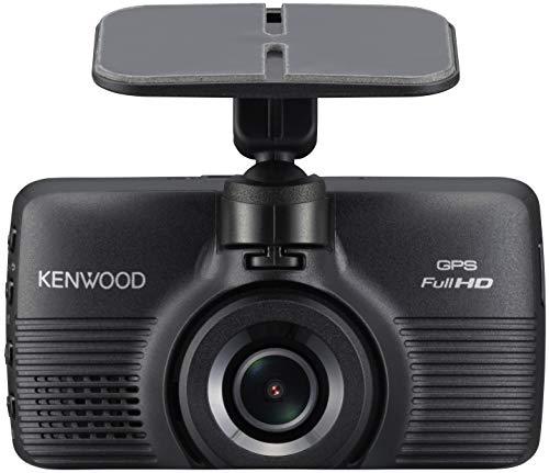 ケンウッド(KENWOOD) ドライブレコーダー DRV-650 STARVIS搭載 GPS 衝撃センサー 200万画素 HDR 16GBMicroS...
