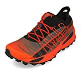 LA SPORTIVA Mutant, Zapatillas de Mountain Running Hombre, Tangerine/Carbon, 44.5 EU