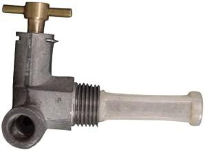 Complete Tractor 1103-3407 Fuel Tap, Grey