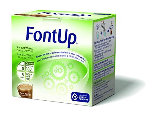 Fontup Fontup Es Un Suplemento Nutricional Con Extracto De Te Verde Estandarizado (Egcg) Y Rico En Fibra. 14 Unidades 686gr