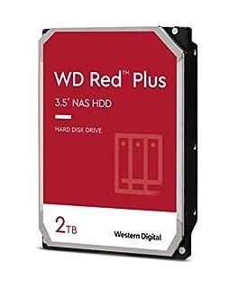 "Western Digital 2TB WD Red Plus NAS Internal Hard Drive HDD - 5400 RPM, SATA 6 Gb/s, CMR, 64 MB Cache, 3.5"" - WD20EFRX (B008JJLZ7G)   Amazon price tracker / tracking, Amazon price history charts, Amazon price watches, Amazon price drop alerts"