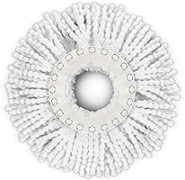 Refil para Mop Giratório, Pró, e 3 em 1, Branco, Flash Limp - Compatível com: MOP7290, MOP7824, MOP9782, MOP8258,...