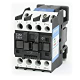 Bookh CJX2-1801 AC Distribution electrical Contactor 12V 50Hz Coil 18A 3-Phase 3-Pole 1NC