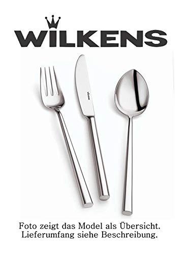 Wilkens Besteck Palladio 71tlg für 12 Pers. polier