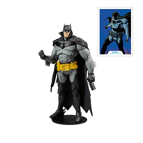 McFarlane DC Collector 7 Actionfigur - WV2 - White Knight Batman