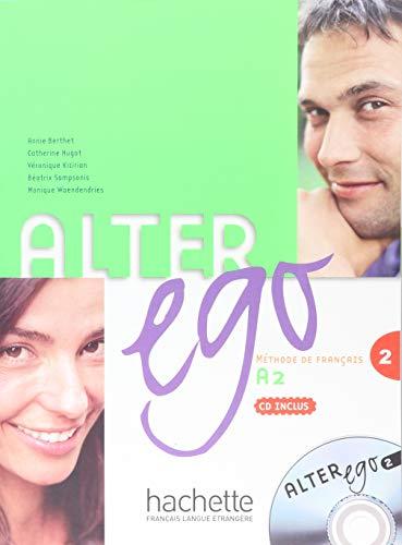 Alter ego 2 - Livre de l´eleve + CD audio: Livre de l'eleve & CD audio 2