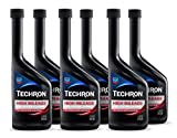Best Fuel System Cleaners - TECHRON 266711163-6PK High Mileage Fuel System Cleaner, 6 Review
