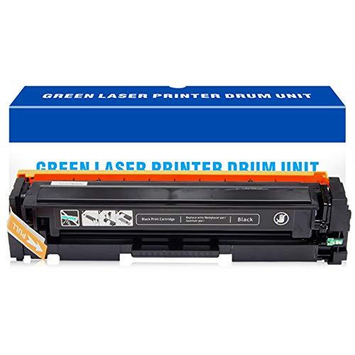 GXZC Modelo CF500A CF501A CF502A CF503A Cartucho de tóner de color compatible para LaserJet Pro M254dn M254dw M254nw M280nw M281cdw M281fdn M281fdw, negro rojo azul negro