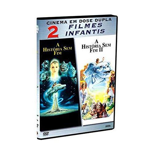 DVD - História Sem Fim 1 + História Sem Fim 2