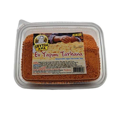 Tarhana/Suppenmischung/ Hausgemacht/ 100% natürlich/ Ohne Zusatzstoffe/ Vegetarisch/ 500g