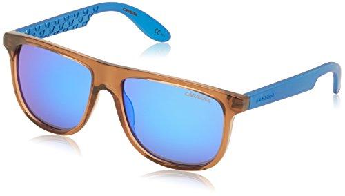 Carrera CARRERINO 13 Z0 MBG Gafas de sol, Marrón (Brown Blue/Violet), 50 Unisex Niños