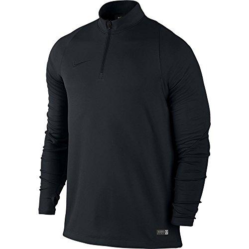 Nike Maillot de Football pour Homme Couche intermédiaire Ignite, Black, XL, 688374–011