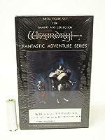 アオシマ ファンタスティックアドベンチャー №33 アイアンゴーレム メタルフィギュア