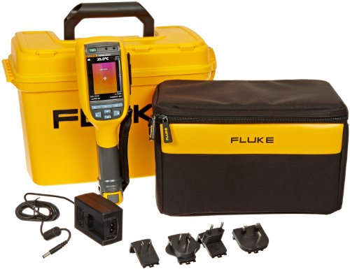 Fantastic Prices! Fluke Ti105 Thermal Imager for Industrial and Commercial Applications, with IR-Fus...