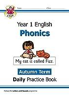 New KS1 Phonics Daily Practice Book: Year 1 - Autumn Term