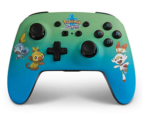 Enhanced Wireless Controller For Nintendo Switch - Pokemon Sword (Nintendo Switch)