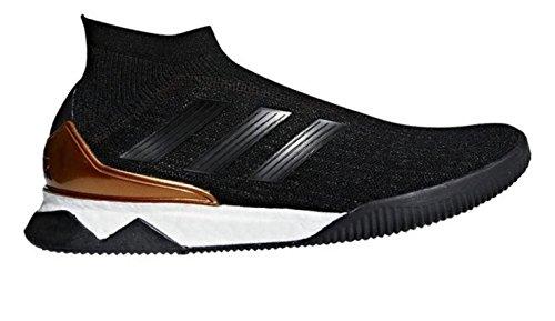 adidas Mens Predator Tango 18+ Turf Soccer Casual Cleats, Black, 11