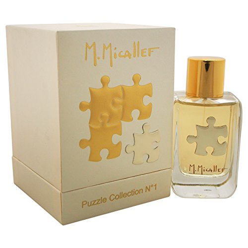 M. Micallef mm art ed Puzz No1 Wom EDP V100 ML, 1er Pack (1 X 100 ML)