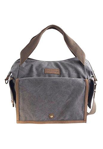 Schuhtzengel Tasche GUSTAV Grau