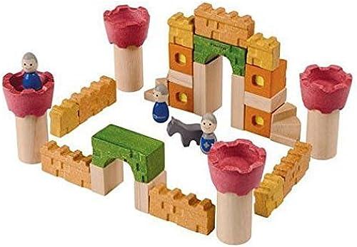 venta mundialmente famosa en línea Plan Toys Castle Blocks Blocks Blocks by PlanToys  nuevo sádico