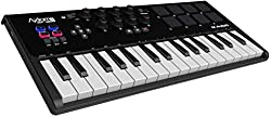 M-Audio Axiom AIR Mini MIDI Keyboard - Best Mini Midi Keyboards