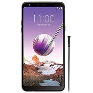 LG Stylo 4, 32 GB - GSM Unlocked - Black