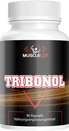 Tribonol – 90 Kapseln mit Citrullin, Arginin und Maca – für Männer & Frauen (Multipack 2+1 Gratis oder 3+2 Gratis siehe Variationen)
