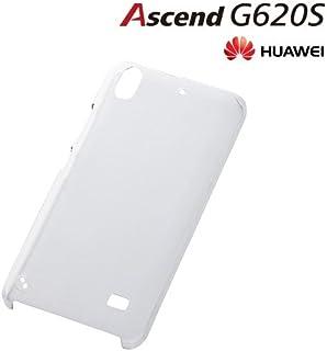 レイ・アウト HUAWEI Ascend G620S ケース ハードコーティング・シェルジャケット クリア RT-AG620SC3/C