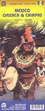 Mexico: Oaxaca & Chiapas 1: 1,000,000 Regional Travel Map (International Travel Maps)