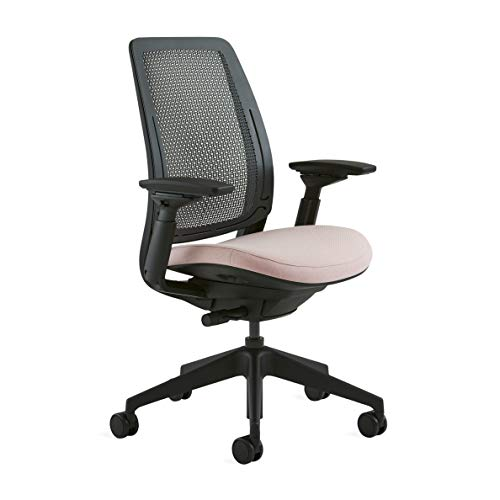 Steelcase Series 2 Office Chair, Era Pink Lemonade