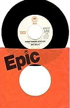 Wet Willie: Street Corner Serenade (Stereo Version) B/w Street Corner Serenade (Mono Version)