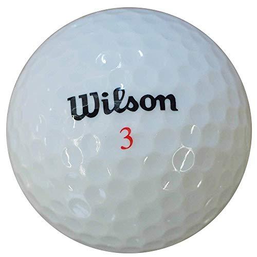 lbc-sports Wilson Com Golfbälle Ultra ähnlich weiß, 24er Pack