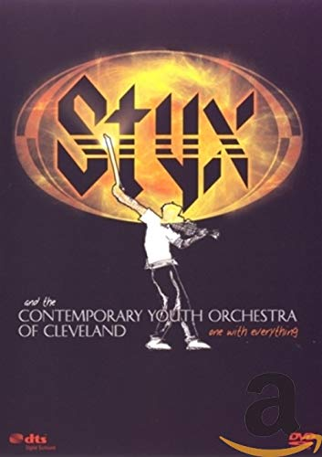 Styx & The Contemporary Youth Orchestra of Cleveland - One Evening With