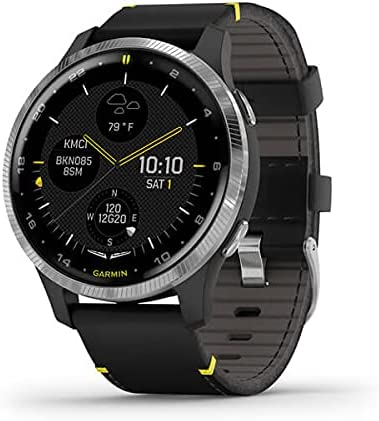 Garmin D2 Air - GPS Smartwatch for Aviators