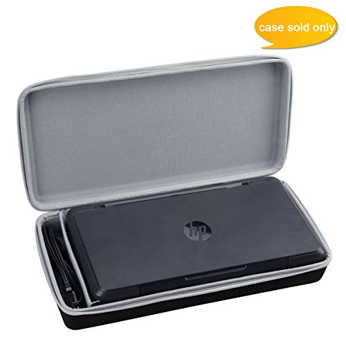 Aproca Hard Travel Storage Case for HP OfficeJet 200 Portable Printer (CZ993A)
