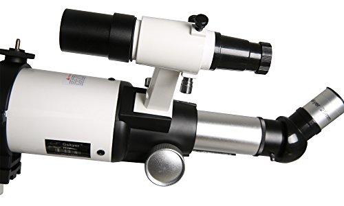 Gskyer Telescope, 600x90mm AZ Astronomical Refractor Telescope, German Technology Scope