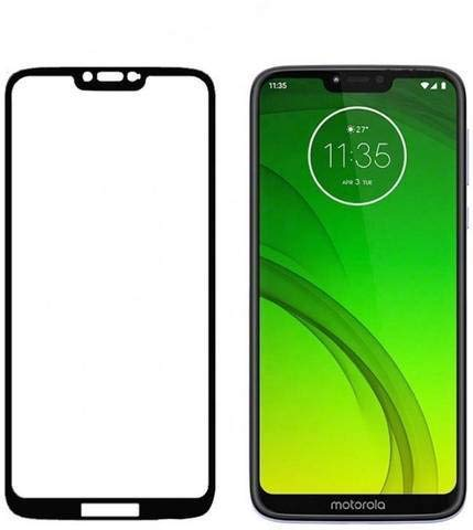 Mica Curva Nano Glass Flexible Para. Moto G7 Power Xt1955-2. Cubre toda la pantalla. Borde de varios…