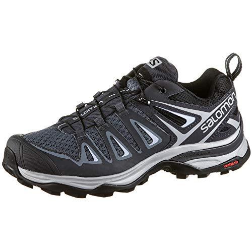 SALOMON Damen Shoes X Ultra Wanderschuhe, Mehrfarbig (stürmisches Wetter/Ebenholz/Kaschmirblau), 43 1/3 EU