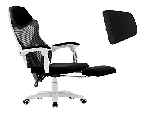 HOMEFUN Ergonomic Office Chair, High Back Adjustable with Footrest Desk Task Chair with Armrests...