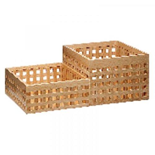 Buy Bargain APS 42874-02 Bread Box, 7 7/8, Brown