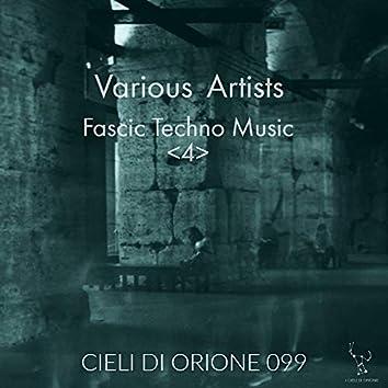 Fascic Techno Music 4