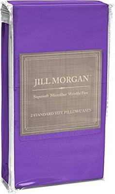 Home Dynamix Jill Morgan Fashion Bed Set - Purple