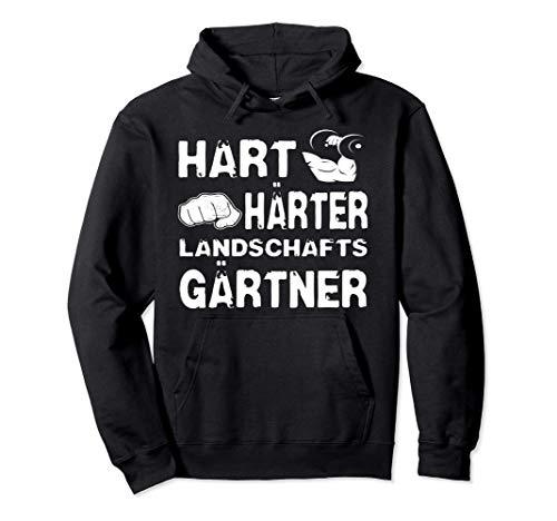 Gärtner Landschaftsbau Handwerker Gartenbau Lustiges Gärtner Pullover Hoodie