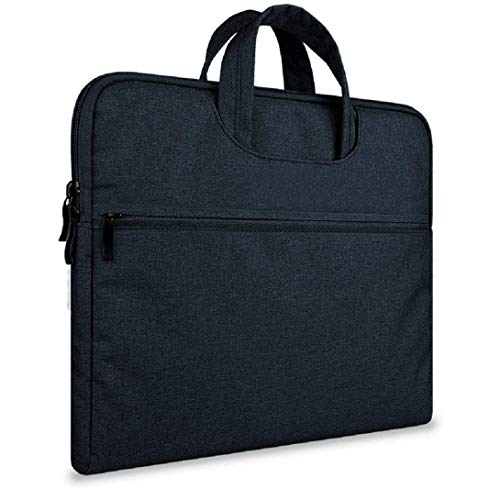 Vdual Maletín para 15-15.6 Pulgadas MacBook Air/MacBook Pro/Laptops / Notebook, Poliéster Protectora Multifuncional Funda Bolso