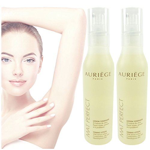 Auriège Paris Mat Perfect Toning Lotion nettoyant peau grasse MULTIPACK 2x200ml