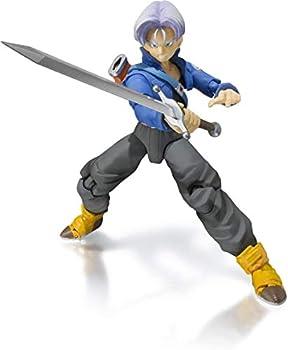 Dragon Ball Z Super Saiyan Trunks S.H.Figuarts Premium Color Ver Action Figure