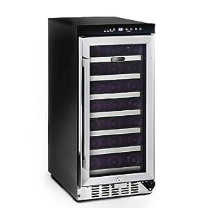 Whynter BWR-33SD 33 Bottle Built-In Wine Refrigerator,Multi