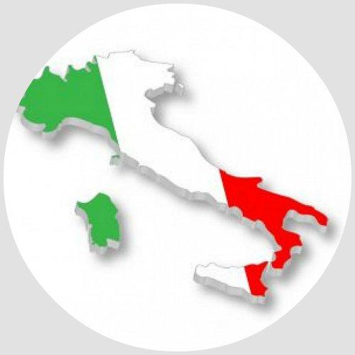 CISL Tortenaufleger Tortenfoto Aufleger Foto Bild Fußball Italien wm3 rund ca. 20 cm *NEU*OVP*